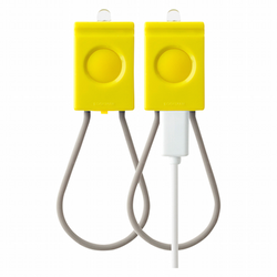 Bookman USB Light - Yellow