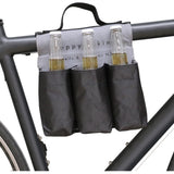 The Happy Biker Six Pack Drink Holder