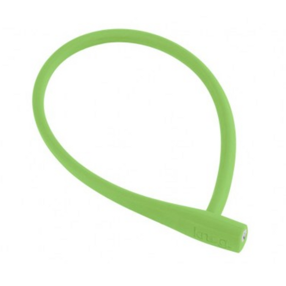 Knog Party Frank Bike Lock - Lime