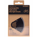 Bookman Curve Front Light - Black/Black