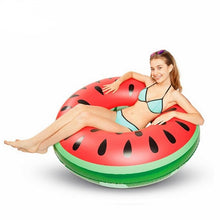 Watermelon Pool Float Ring