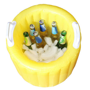 The Bucket Floating Bar
