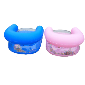 Glitter Chair Pool Float