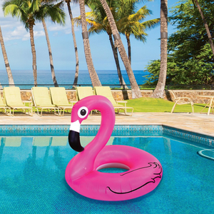 Flamingo Pool Float Ring