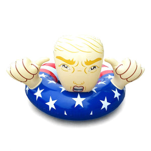 Funny Trump Pool Float for kids