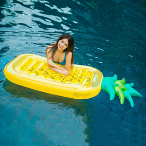 Giant Pineapple Pool Float for Kids and Adults