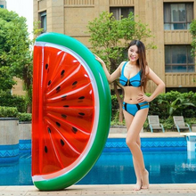 Giant Watermelon Slice Pool Float for Kids and Adults