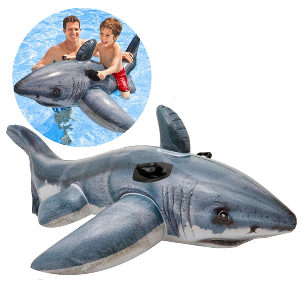 The Shark Pool Float for kids