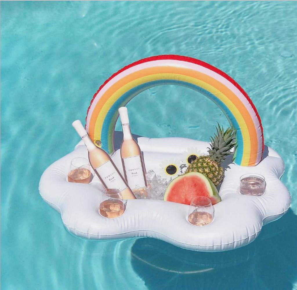 The Rainbow Floating Bar