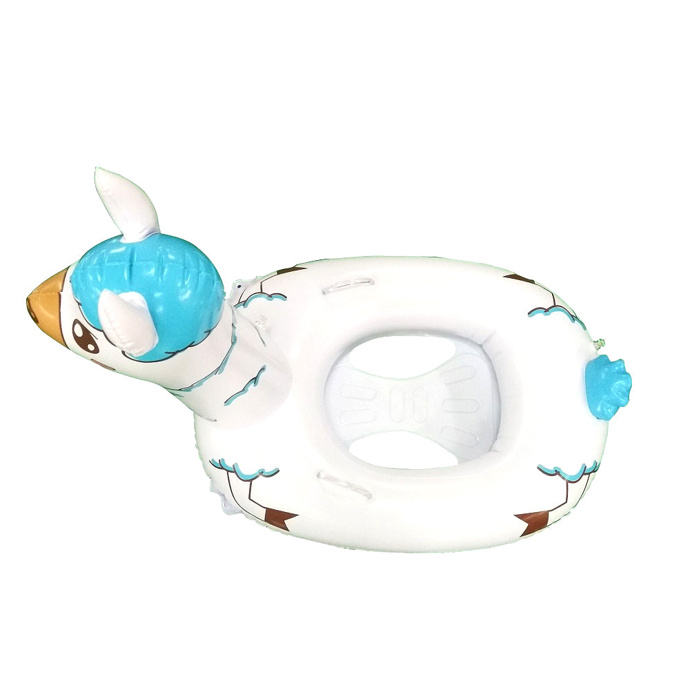 The Baby Alpaca Pool Float for kids