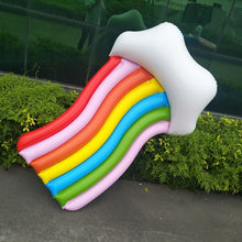 The Rainbow Pool Float for kids