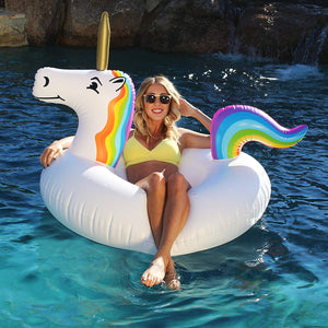 Unicorn Pool Float Ring