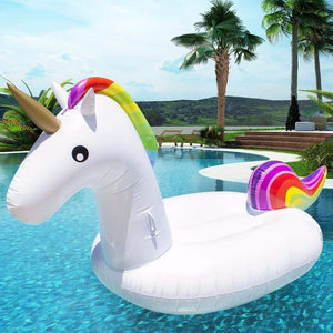 Unicorn Pool Float for Kids and Adults