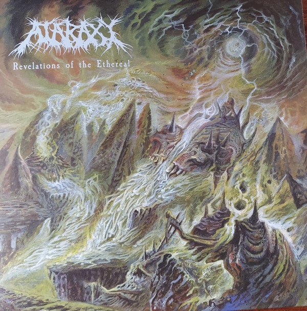 Ataraxy - Revelations of the ethereal