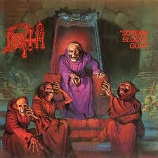 DEATH - SCREAMING BLOODY GORE