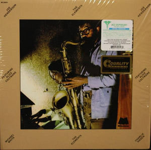 Joe Henderson Featuring Alice Coltrane - The Elements