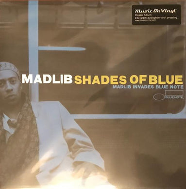 Madlib - Shades Of Blue