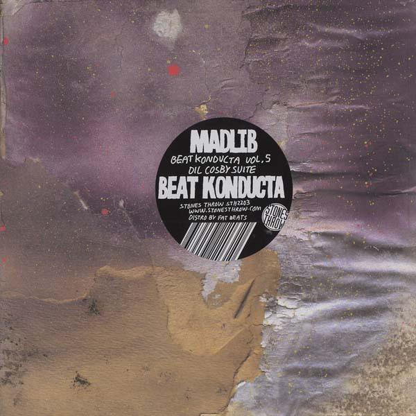 Madlib / Beat Konducta - Vol. 5: Dil Cosby Suite