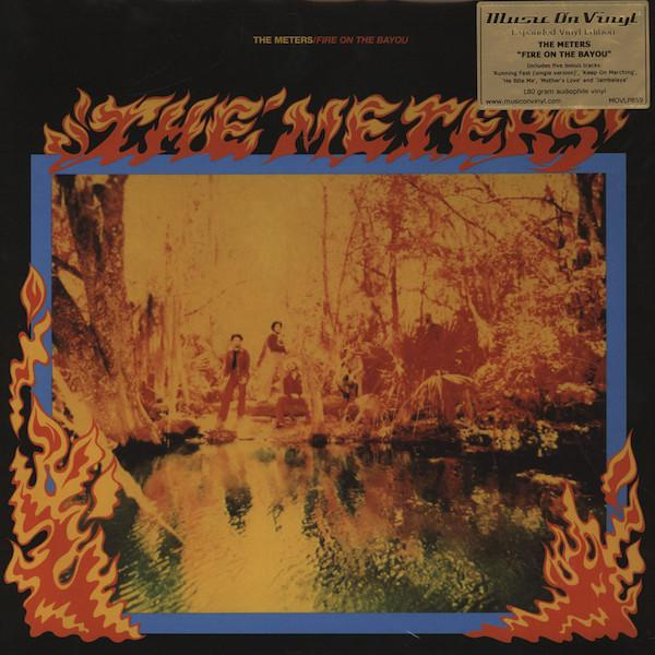 The Meters - Fire On The Bayou (Expanded Edition)