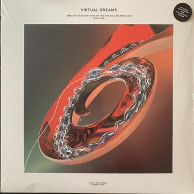 Various - Virtual Dreams (Ambient Explorations In The House & Techno Age, 1993-1997)