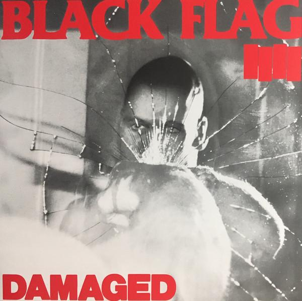Black Flag - Damaged