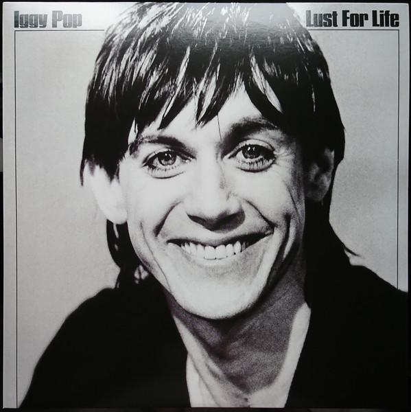 Iggy Pop - Lust For Life (EU Pressing)