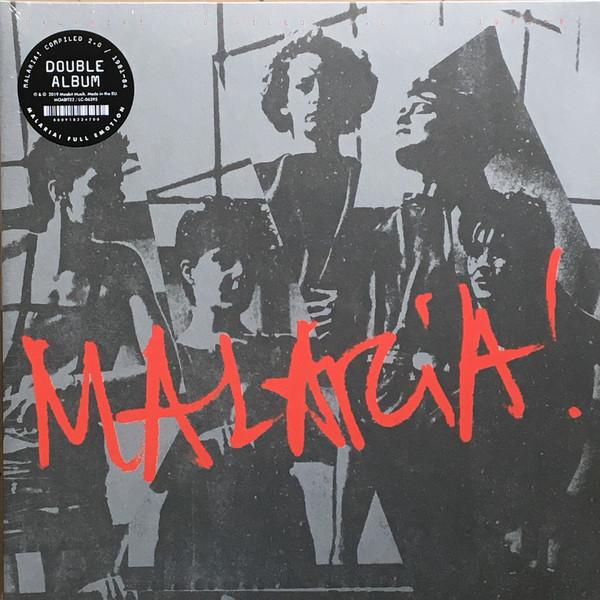 Malaria! - Compiled 2.0 / 1981-84 • Full Emotion