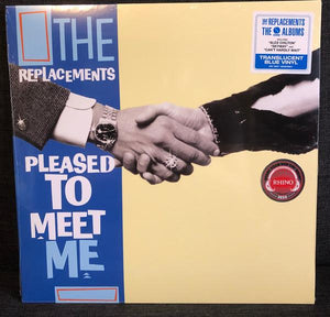 The Replacements - Pleased To Meet Me
