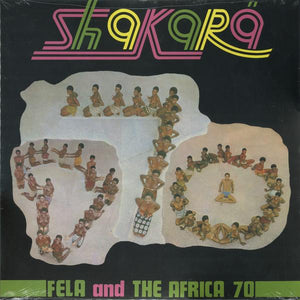 Fela Ransome-Kuti* And The Africa '70* - Shakara
