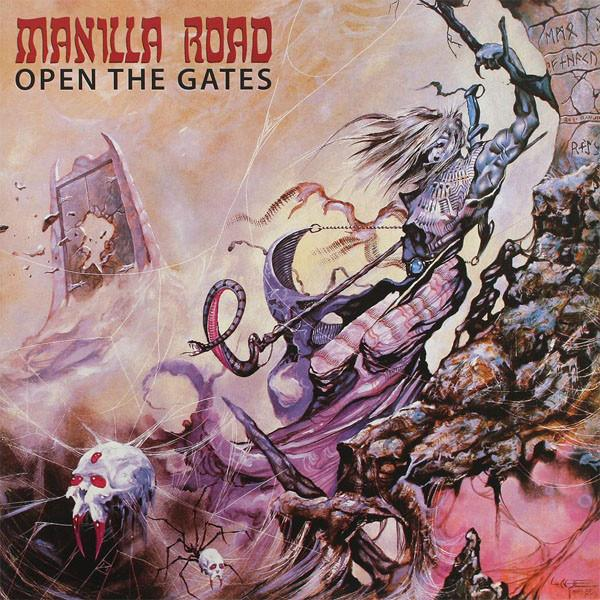 Manilla Road - Open The Gates