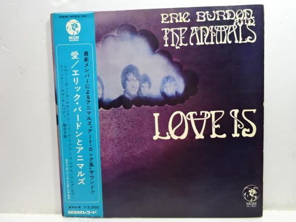 Eric Burdon And The Animals* - Love Is