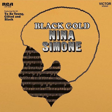 Nina Simone - Black Gold (Coloured Vinyl)