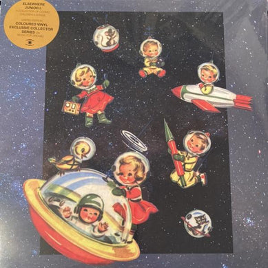Various - Elsewhere Junior I: A Collection Of Cosmic Children's Songs