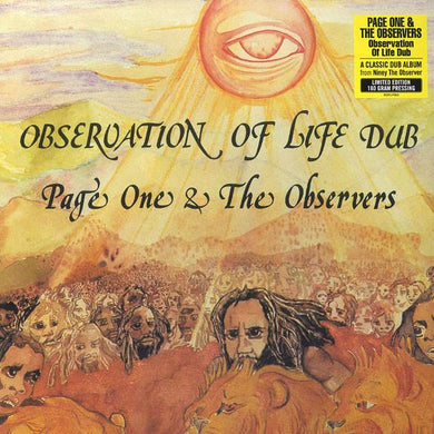 Page One (2) & The Observers - Observation Of Life Dub