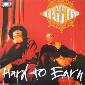 Gang Starr - Hard To Earn (2001 UK pressing)