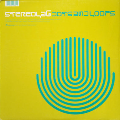 Stereolab - Dots And Loops (UK Original Pressing)