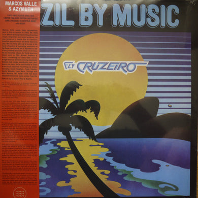 Marcos Valle, Azymuth, Brazil By Music - Fly Cruzeiro