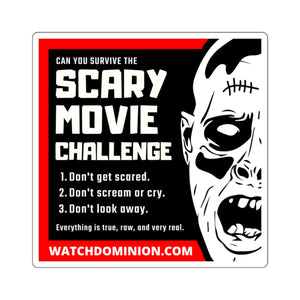 Dominion (Scary Movie Challenge)