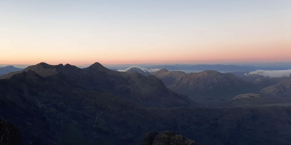 Attempting the Cuillin Ridge: Scottish Adventures