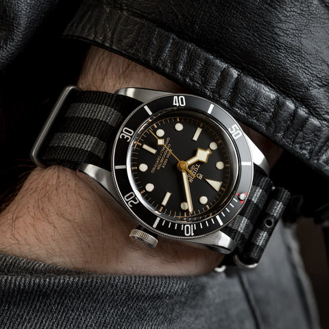 Zuludiver Classic Bond NATO Watch Band