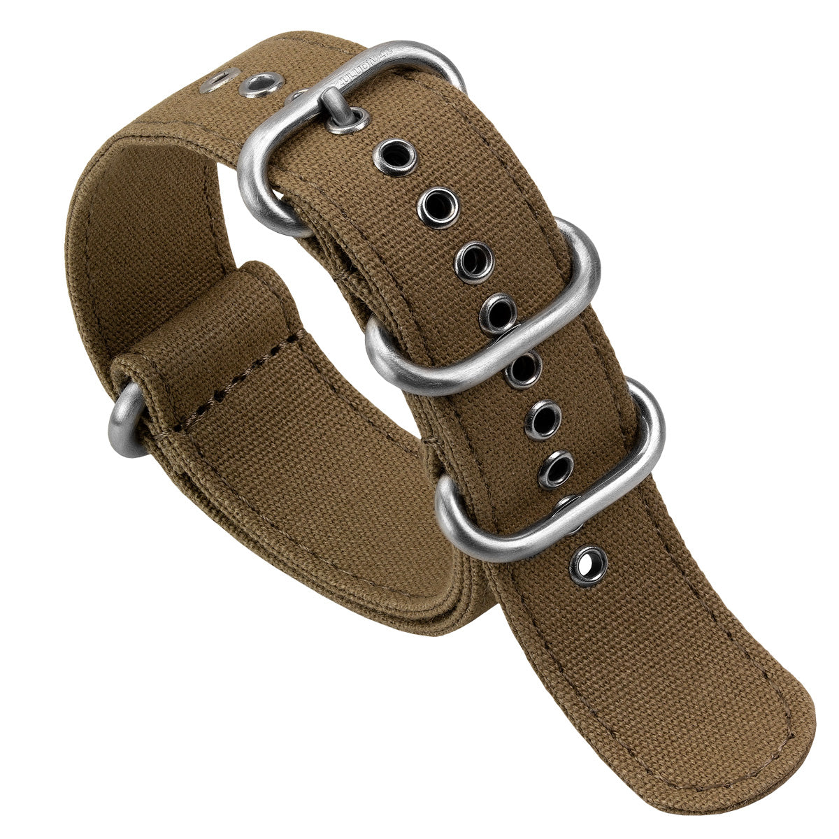 ZULUDIVER Vintage Canvas ZULU Watch Strap