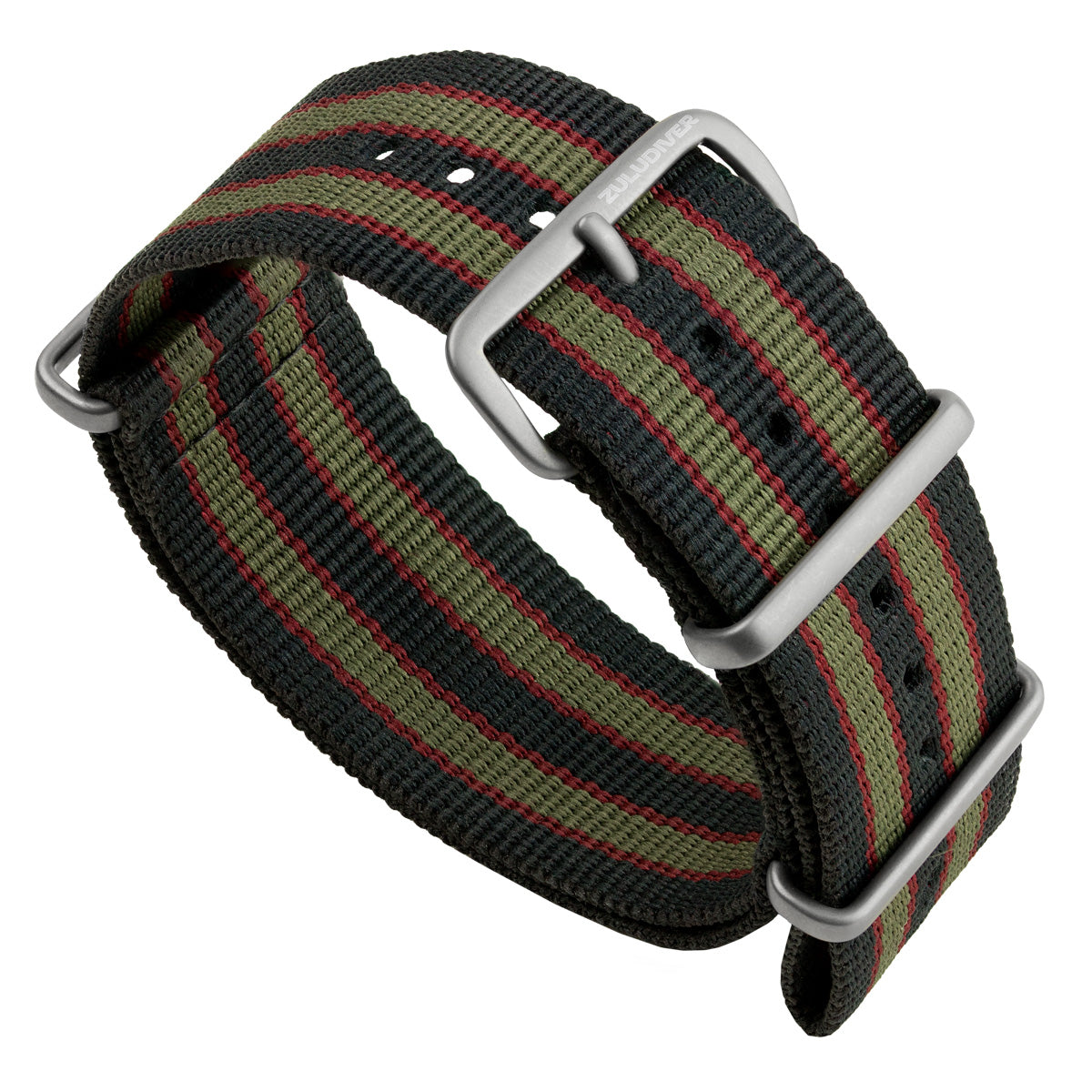 ZULUDIVER Vintage Bond NATO Watch Strap