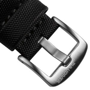ZULUDIVER Quick Release Sailcloth Waterproof Divers Watch Strap