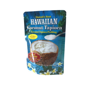 Hawaii's Best Coconut Tapioca 6.4 oz - Wholesale Unlimited Inc.