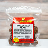 Banana Bread Pecans - Wholesale Unlimited Inc.