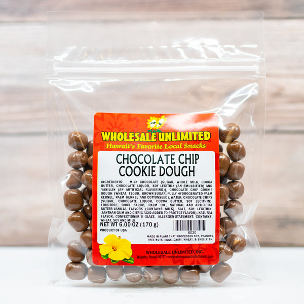 Chocolate Chip Cookie Dough - Wholesale Unlimited Inc.