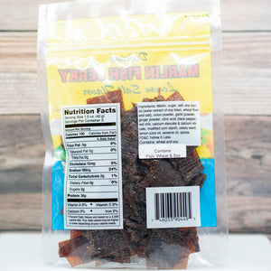 Marlin Jerky (Lemon/Salt)