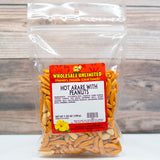 Hot Arare With Peanuts - Wholesale Unlimited Inc.