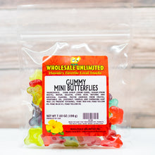 Load image into Gallery viewer, Gummy Mini Butterflies - Wholesale Unlimited Inc.