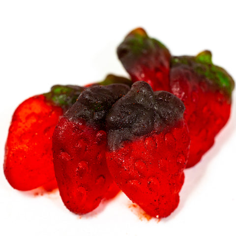 Li Hing Gummy Strawberry - Wholesale Unlimited Inc.